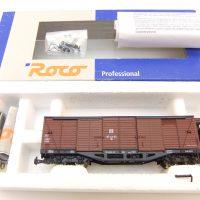 Roco HOe G-Wagen DR