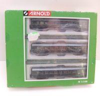 Arnold 3er Set Modernisierungswagen DR