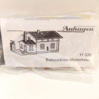 Auhagen HO Bahnwärter-Wohnhaus