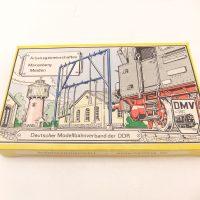DMV Bausatz  Schürgeräteständer