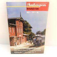Auhagen – Katalog  Nr. 7