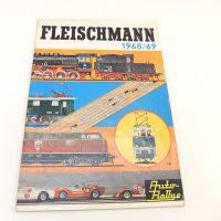 Fleischmann Katalog 1968/69
